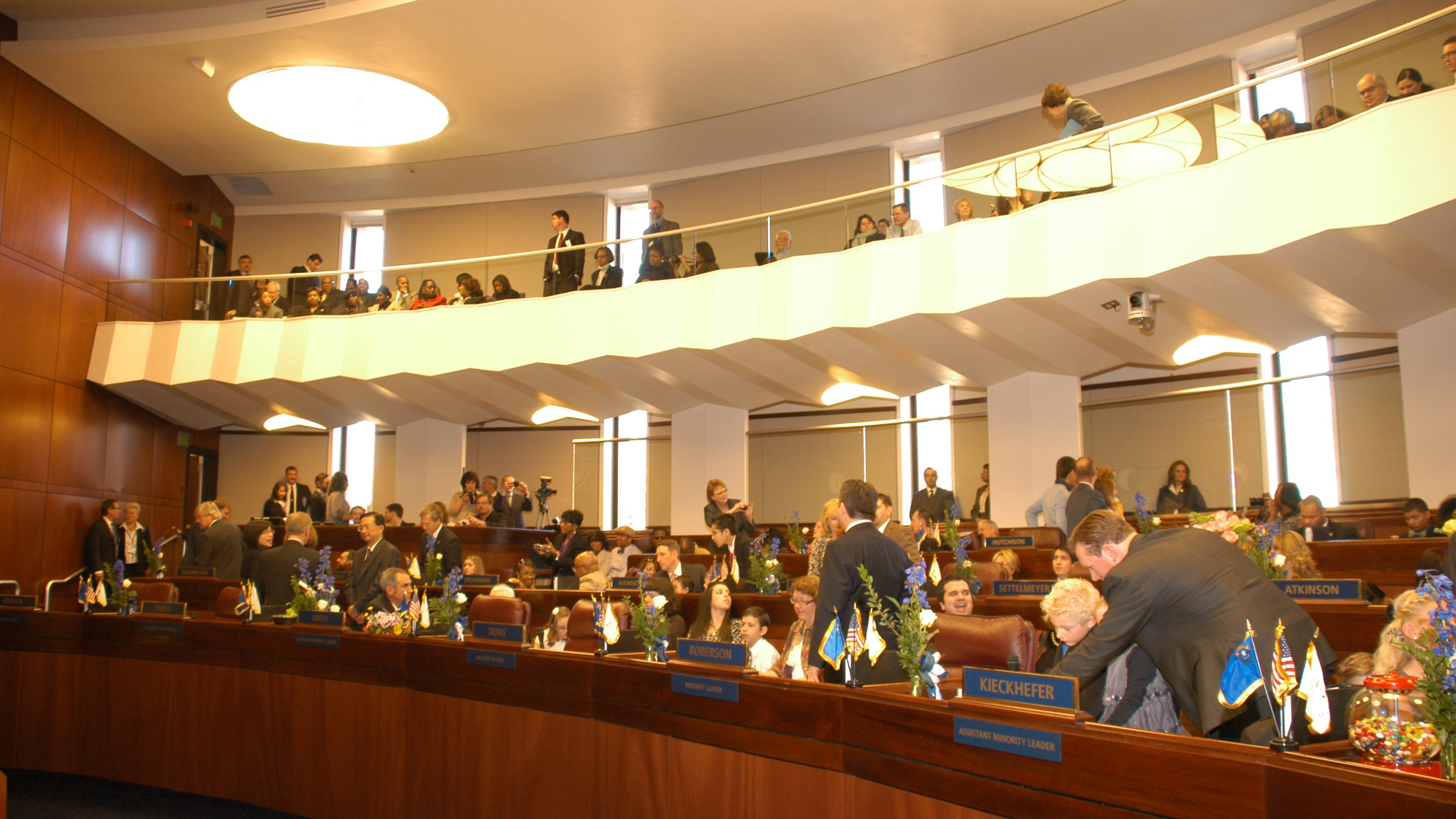 Opening Day of the 77th (2013) Session